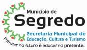 Slogan da Secretaria Municipal de Educação Cultura e Turismo