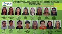 Candidatos a Membros do Conselho Tutelar de Segredo