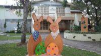 Centro Administrativo e praça da Matriz receberão enfeites para a Páscoa